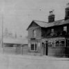 The Railway Inn c.1910.