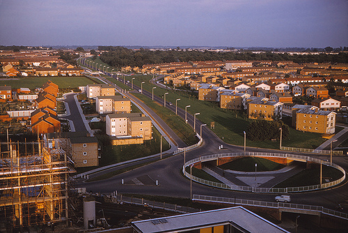 Talking New Towns Project | Mark Bruce