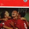 England v Slovakia, Under 17s
