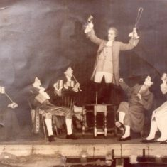 If anyone can identify this play or knows anything more about the production please get in touch.