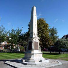 Stevenage War Memorial | Jill Campbell