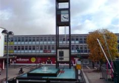 Stevenage Clock Tower