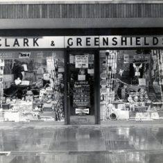 Clark and Greenshields Motorbike Shop