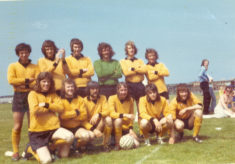 Kodak Football Team 1973