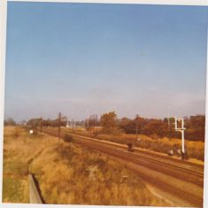 The site for the new railway station March 1972 | A. Briars