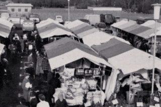 The open air market