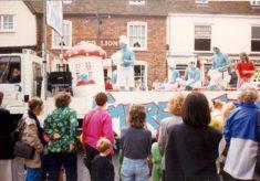Stevenage Carnival 1991
