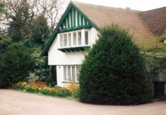 History of The Lodge, Frobisher Drive