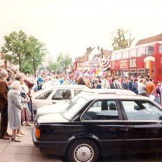 Stevenage's Fair and Carnival | June 1991