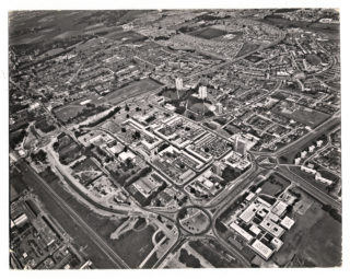 Moving to Stevenage in the 1960s